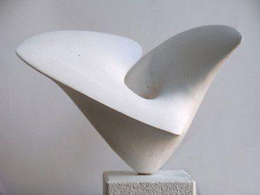 Antoine Poncet, un sculpteur au royaume des formes pures