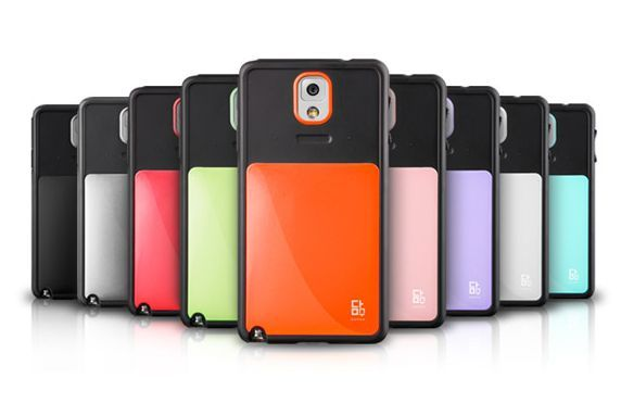 Experience a shining VERUS Damda Card Pocket Hard Case in your hands. Designed with emphasis on more impact-resistance and beautiful appearance. This dual hybrid case for Galaxy Note 3 is tough and comfortable in the hand with excellent grip.