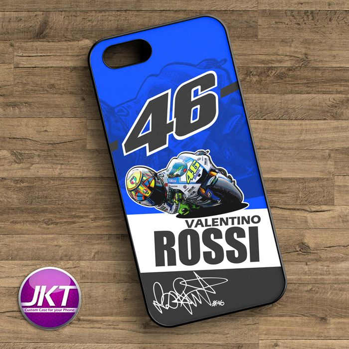 Valentino Rossi (VR46) 006 Phone Case for iPhone, Samsung, HTC, LG, Sony, ASUS Brand #vr46 #valentinorossi46 #valentinorossi #motogp