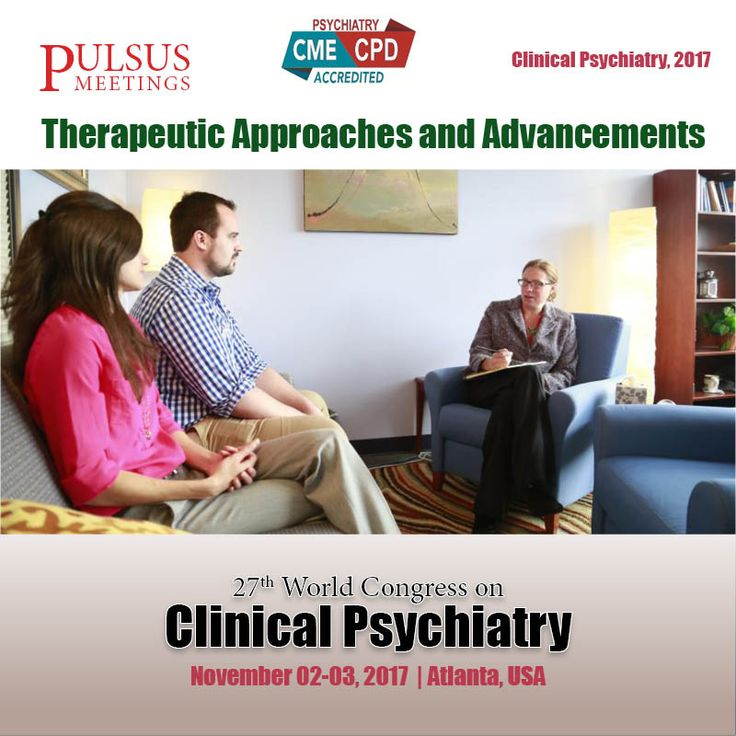 The tenth track of the Clinical Psychiatry conference is on# Therapeutic Approaches and Advancements.  Psychotherapy is often used either alone or in combination with medications to Cure conceptual illnesses. Nowadays remarkable advances have been made in the treatment of #mental illness.
