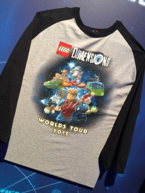 lego dimensions shirt