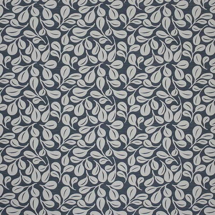 Warwick Fabrics : ETTIENNE, Colour DENIM