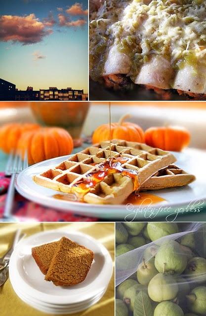 My Favorite Gluten-Free Autumn Recipes
