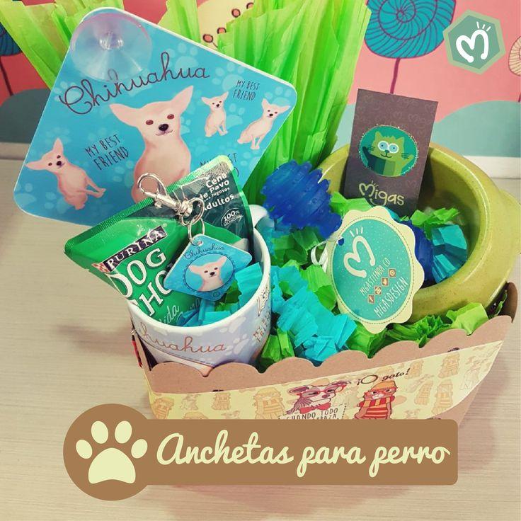 En Migas tenemos el regalo perfecto para tu mascota. Conoce nuestra nuevas anchetas personalizadas! Escríbenos al 314 855 2090 o visita nuestro sitio web migastienda.co
