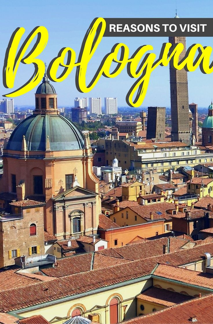 If you're looking to experience authentic #Italy, here are 5 reasons to make #Bologna your next Italian destination.