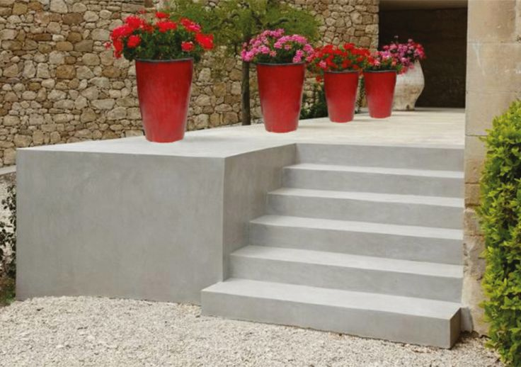 DUROCRET-DECO is ideal for applications on new constructions or repair of existing spaces.