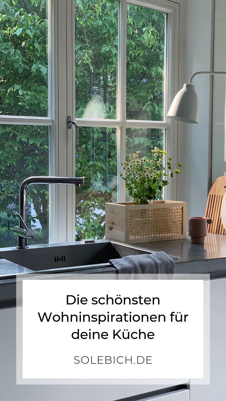 Die schönsten Ideen für deine Küche! Foto: Dekorationswut ...