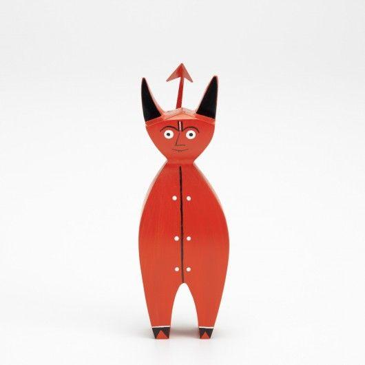 Vitra Design Museum Shop | Wooden Doll Little Devil