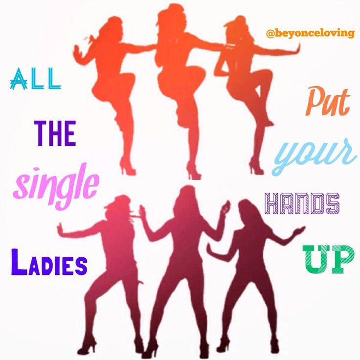 BEYONCE - SINGLE LADIES (PUT A RING ON IT) LYRICS