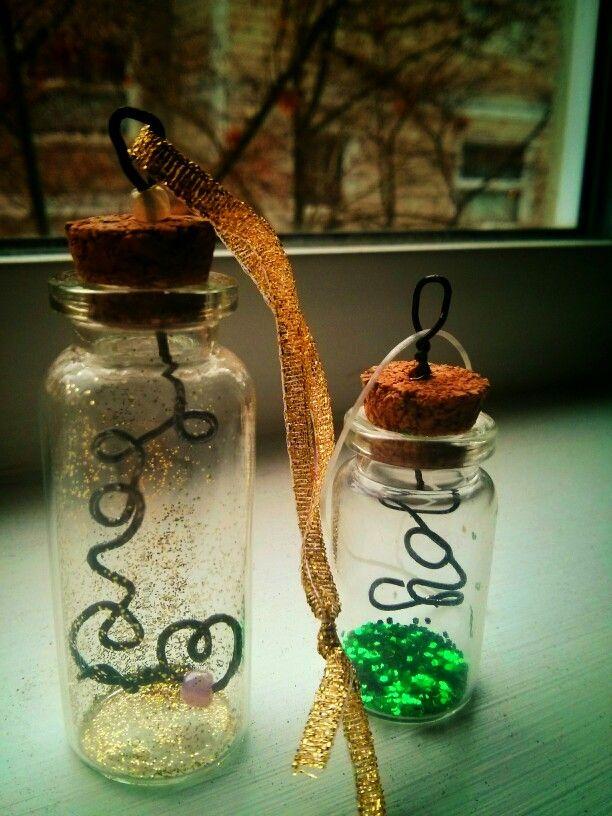 Bottled charm $4
