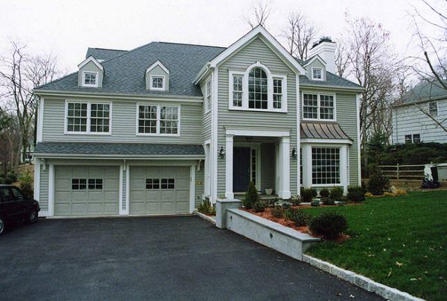 Split level house remodeling