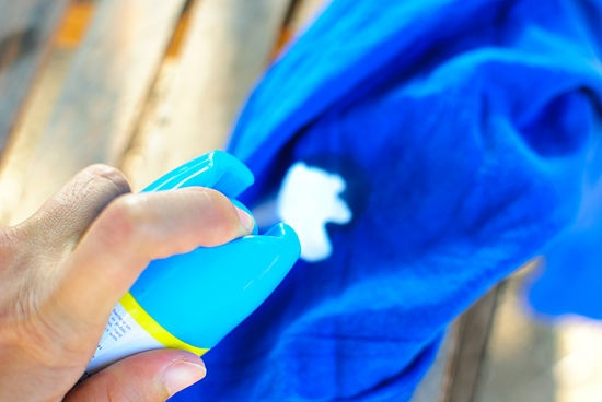 Best Way To Get Acrylic Paint Off Clothes