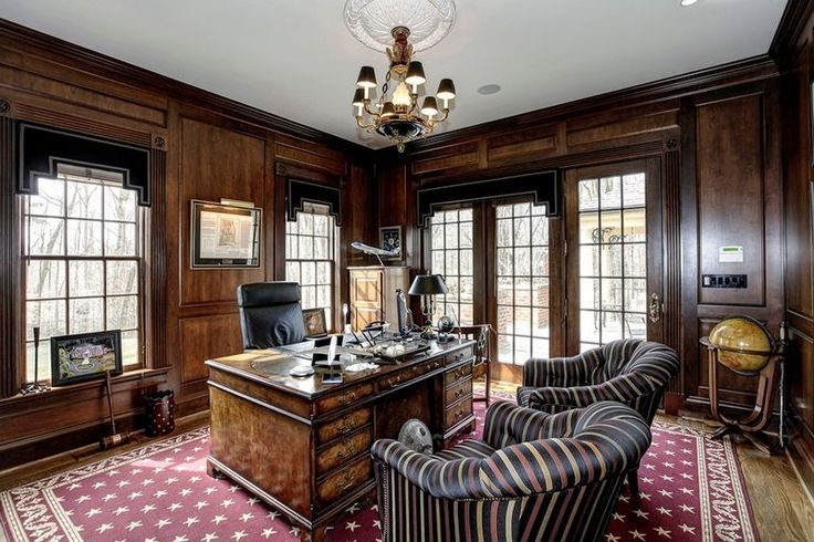 25+ Best Ideas About Men's Home Offices On Pinterest