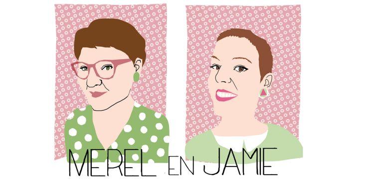 Het blog 'De Groene Meisjes' wordt gevormd door twee jonge, enthousiaste meisjes (Jamie en Merel) die geloven dat een groen(er) leven vooral leuk moet zijn