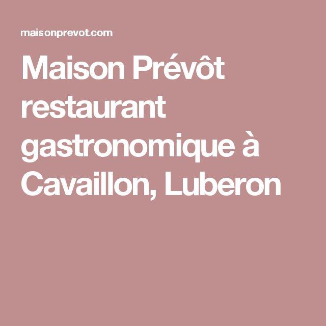 Les 25 meilleures id es de la cat gorie restaurant - Restaurant carte sur table cavaillon ...