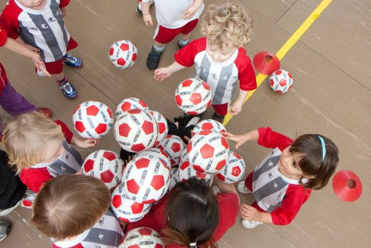 Little Kickers - Five Rivers Leisure Centre - SALISBURY in Salisbury and Trowbridge - South Wilts - Sports and Action Activity Classes