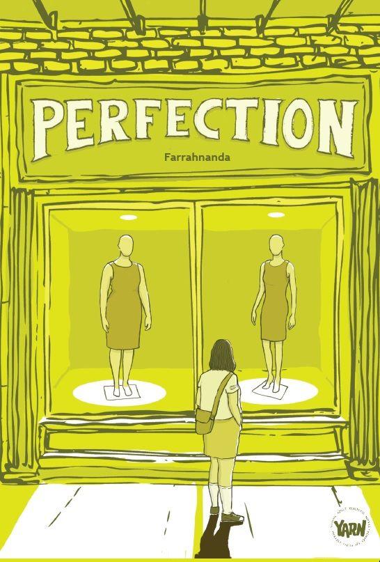 Perfection by Farrahnanda. YARN series.
