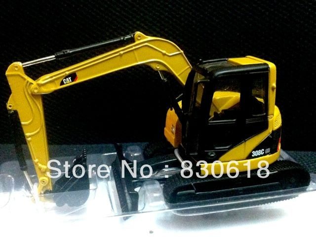 (45.00$)  Watch here  - Norscot 1:50 caterpillar cat 308C CR HYDRAULIC EXCAVATOR 55129 Construction vehicles toy