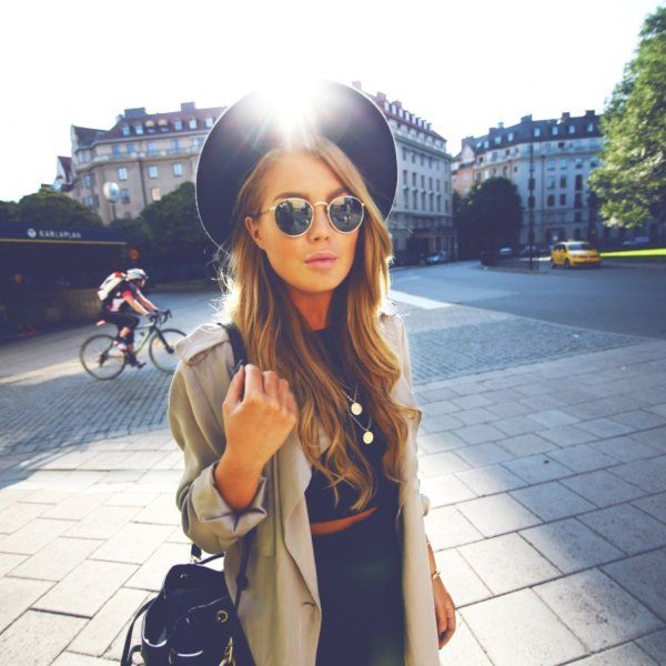Image result for rayban street styles