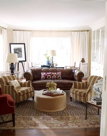 All American Home   American Style Decorating   House Beautiful