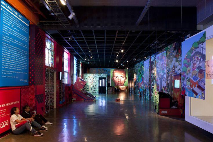 Galeria de Escola NAVE / OFICINA de Arquitetos - 21