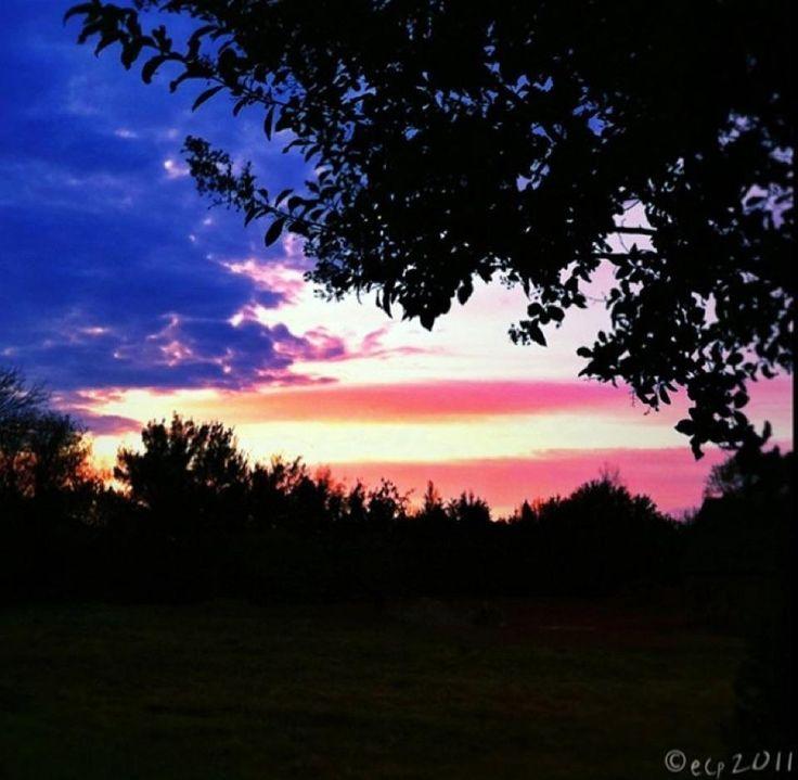 Unbelievable Night Sky Photo Looks Like An American Flag