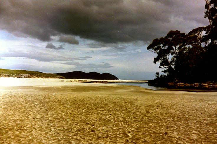 South Coast of Tasmania