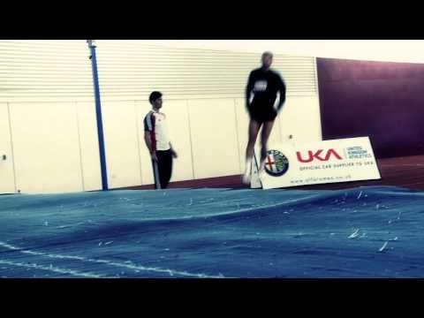 How to High Jump with Robbie Grabarz and Alfa Romeo