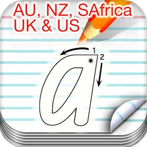 FREE for a limited time! School Writing - Windows 8 app for schools (best educational kids apps)