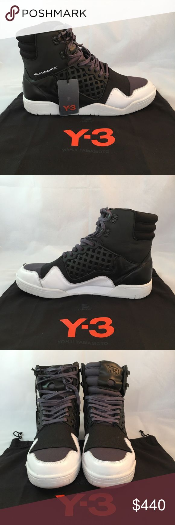 [42] Y-3 Courtside II M22021 Athletic Shoes Y-3 Courtside II M22021 Athletic Shoes, Limited Edition. Black, blue/gray, and white colors. These were worn once. No trades 🚫 Make an offer! Y-3 Shoes Athletic Shoes