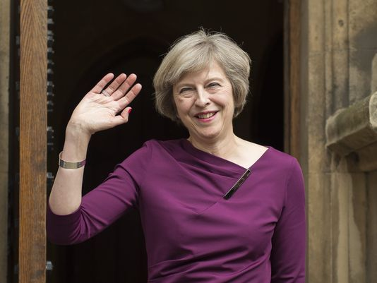 U.K.'s Cameron to resign by Wednesday, May will be next prime minister