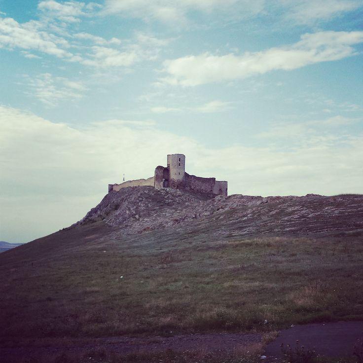 #romania #explore #fortress Enisala Fortress