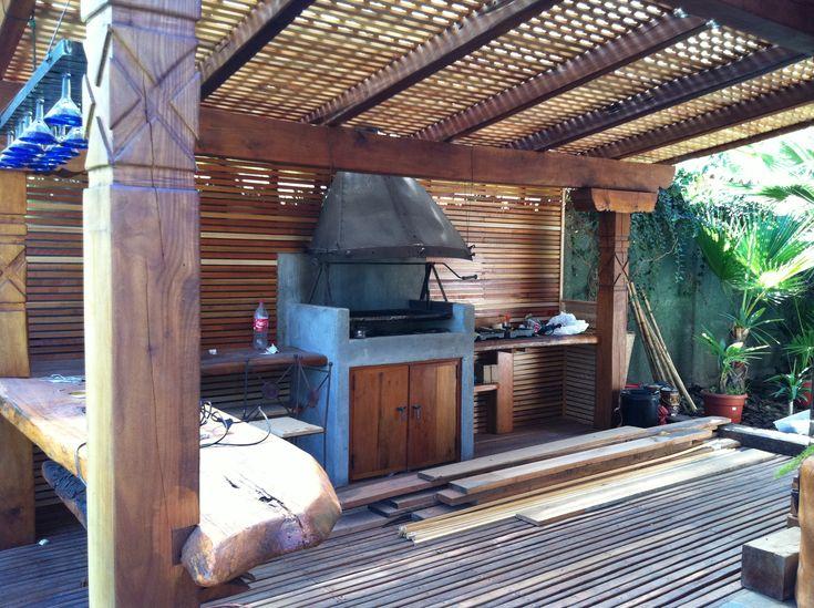 Sala De Estar Con Quincho ~ 87 best images about Terrazas y Quinchos on Pinterest  Backyards, Ana