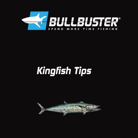 how to catch big king mackerel