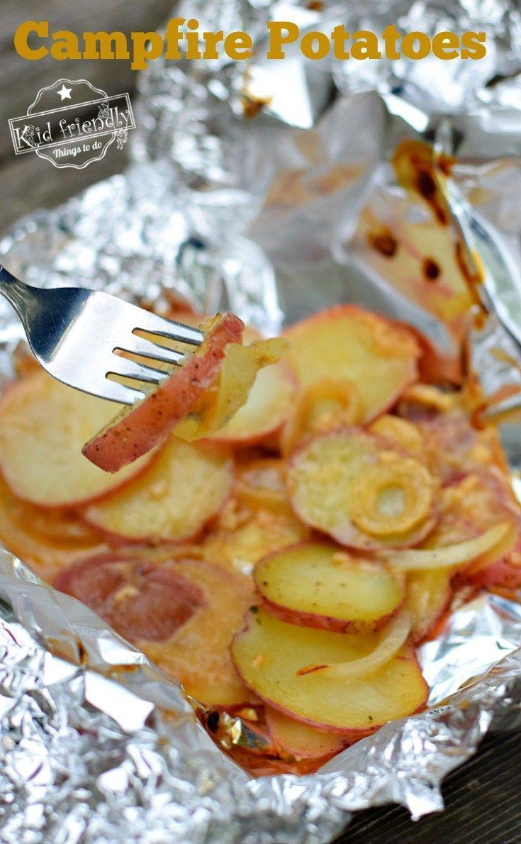 the 25 best campfire potatoes ideas on pinterest camping foil