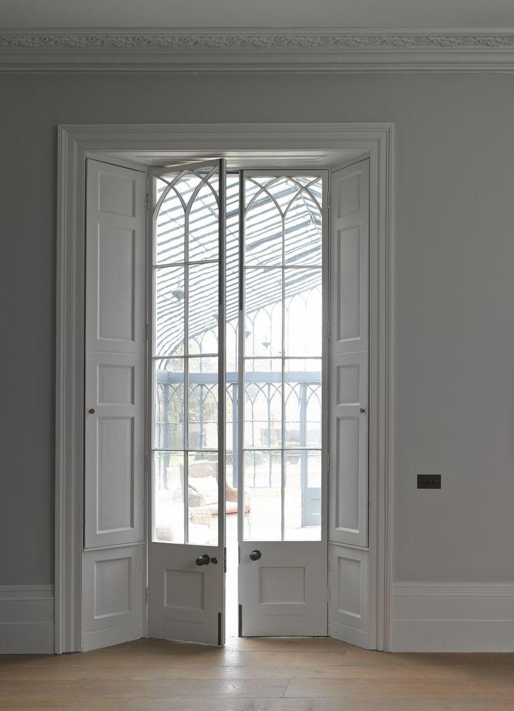 Georgian Home, Interior, Refurbished. Michaelis Boyd Associates — Oxfordshire House