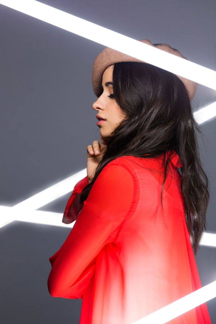 Camila Cabello for BuzzFeed UK