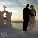 Trésor Hotels & Resorts_Luxury Boutique Hotels_#Greece_ Here at Astra Suites #Hotel in #Santorini, the breathtaking scenery alone will make your #Santorini #wedding once in a lifetime, unforgettable, and unique!