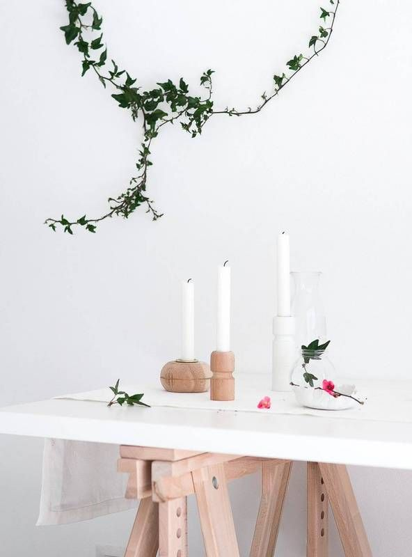 best interior design blogs white dining room with white table and candles