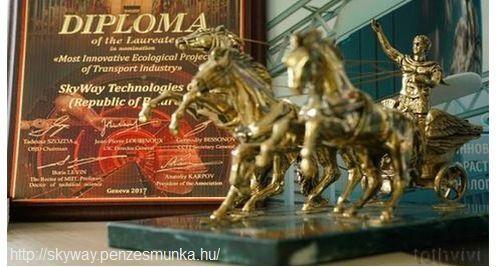 """..Amit úgy is hívnak, hogy a közlekedési technológiák """"Oszkár díja"""" És nem ez volt az első alkalom. A Junitszkij úr által kidolgozott innováció már elnyerte a díjat 2009-ben is.. mint """"az év projektje"""".  """"Az Arany szekér díj már … Olvasd tovább →"""