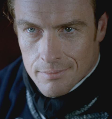 toby stephens, captain flint, black sails