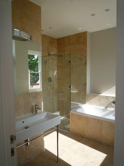 Talbot Lodge Master Bathroom by KYD Ltd