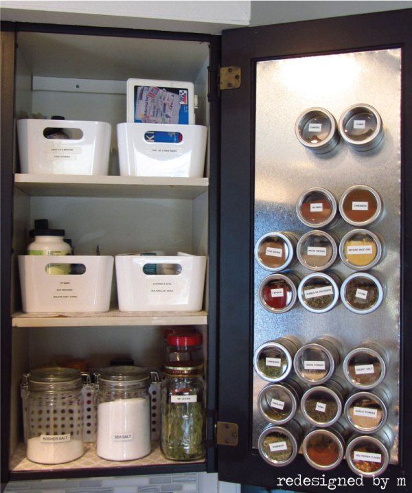37 Creative Storage Solutions to Organize All Your Food & Supplies - Prepared Housewives