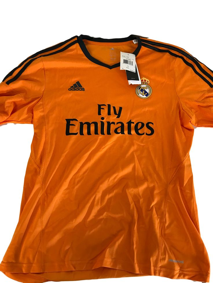 Adidas Real Madrid 3rd Jersey 2013-14 (L)