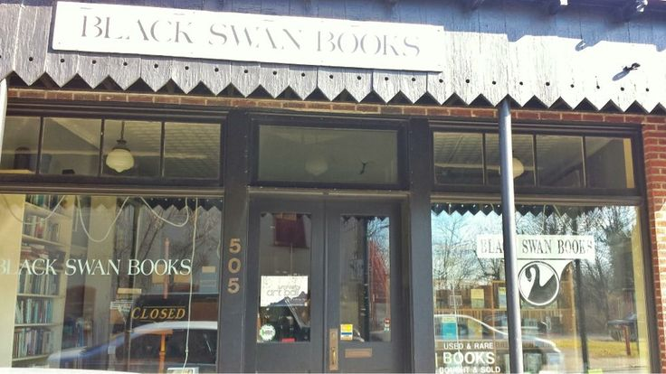 Photo of Black Swan Books - Lexington, KY, United States