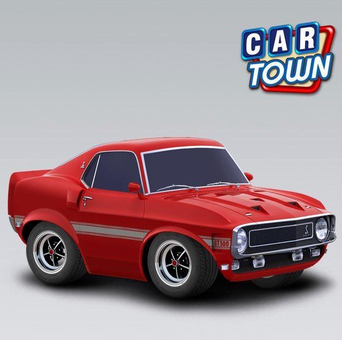 ¡Vuelve por poco tiempo: el Shelby GT500 1969! ¡Un clásico V8 amado por muchos, este icónico posante es indispensable para pilotos y coleccionadores! El stock es poco, no te quedes ahí parado! 15/05/2013