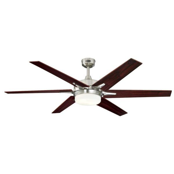 239 60 Cayuga 6 Blade Ceiling Fan With Remote With Images Ceiling Fan With Remote Ceiling Fan Dimmable Led Lights
