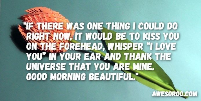 good morning love image 31