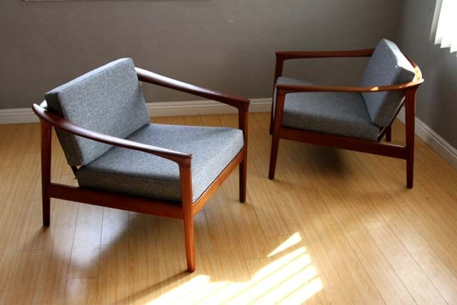 how to clean lounge chairs