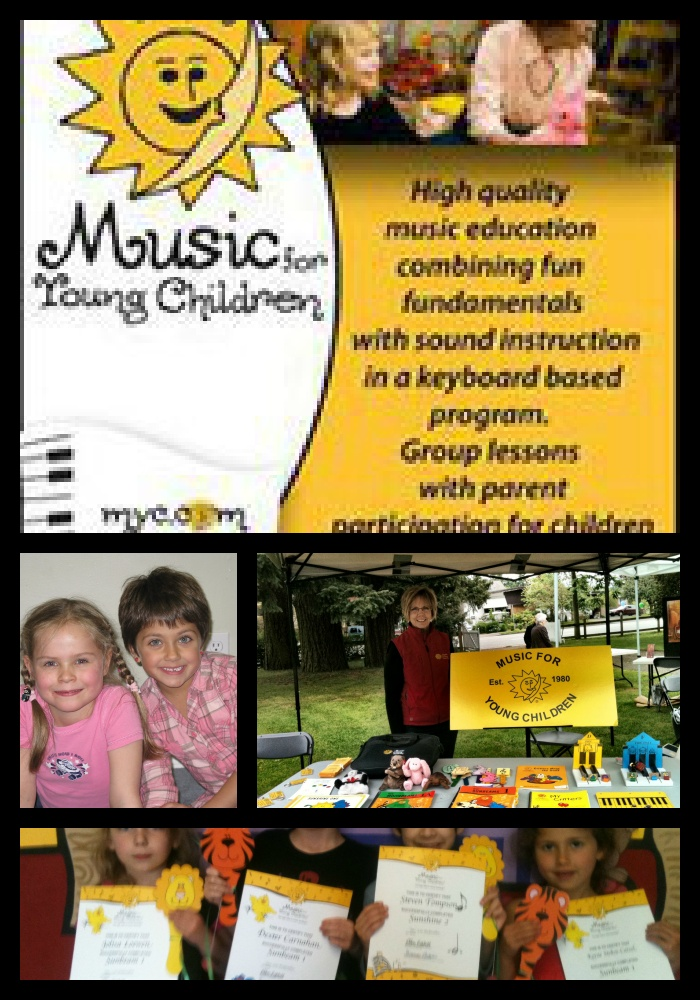 Music for Young Children Abbotsford BC Canada